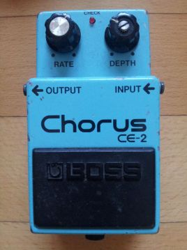 Boss CE-2 Chorus {Made in Japan}
