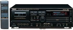 Teac AD600 3-disc CD Player/Cassette Dec..