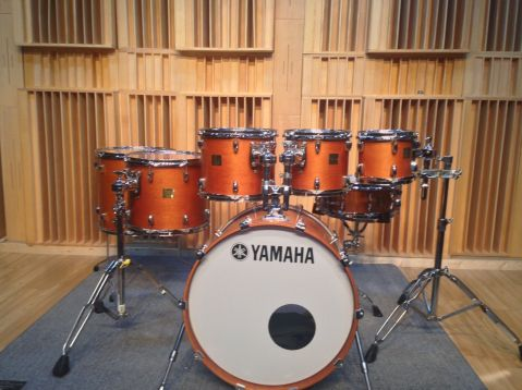 yamaha maple custom 7���� �޸� (���ϱ���..