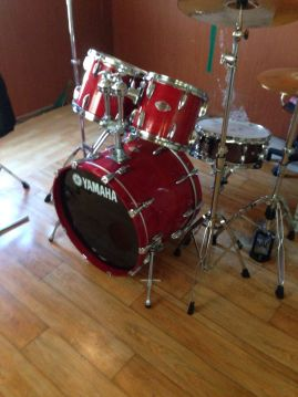 Yamaha Beech Custom 5pc �˴ϴ�