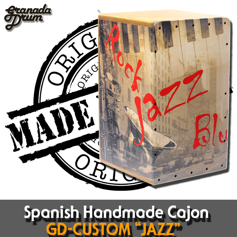 Granada Drum Cajon Custom-JAZZ