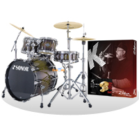 Sonor Select Force �巳��Ʈ + Zildjian K �ɹ�..
