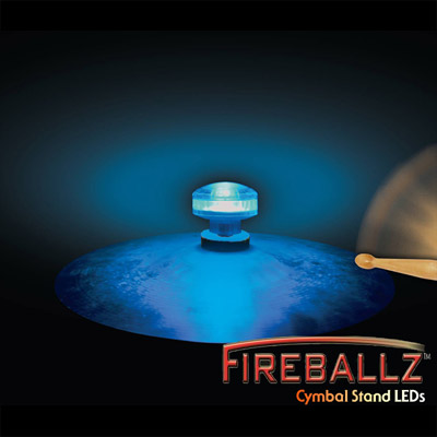 Fireballz Cymbal LEDs (LED 윙넛) 4가지색상