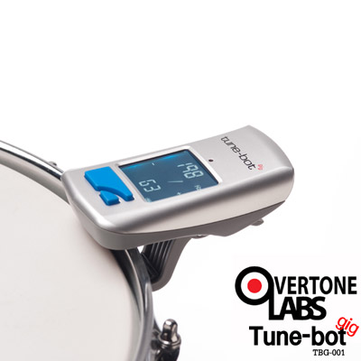 Overtone Labs Tune Bot Gig 튠봇