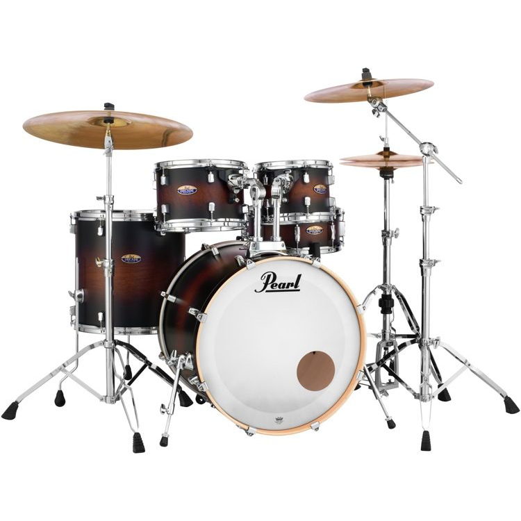 Pearl Decade Maple Lacquer 드럼세트 +Bosphor...