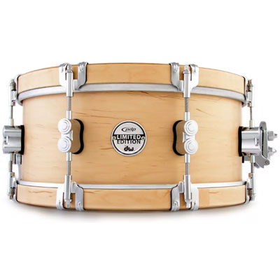 DW PDP Classic Wood Hoop Maple 스네어드럼(PDSX0614CLWH)