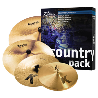 Zildjian K Country 심벌세트