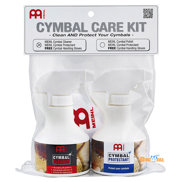 Meinl Cymbal Care Kit 심벌클리너세트(MCCK-MCCL...