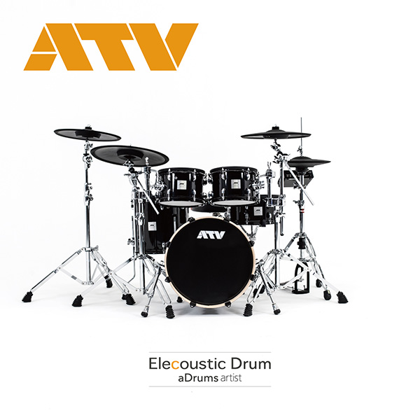 ATV aDrum Artist Elecoustic Drum 전자드럼 / ...