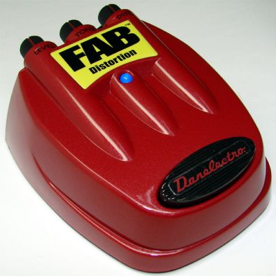 Danelectro FAB Distortion